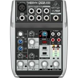 Mezcladora Behringer Q502USB